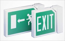 Exit Light, Emergency Light