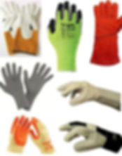 Hand Protection, Gloves, Safety Supplies