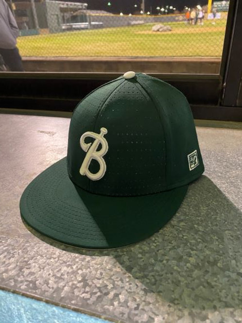 Solid Green Hat
