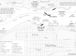 Custom Mapping for Book Publication - Plate 3