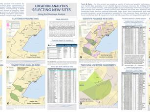 Location Analytics Project part 1