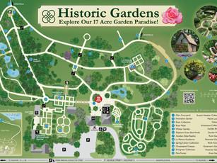 Annapolis Royal Historic Gardens Map