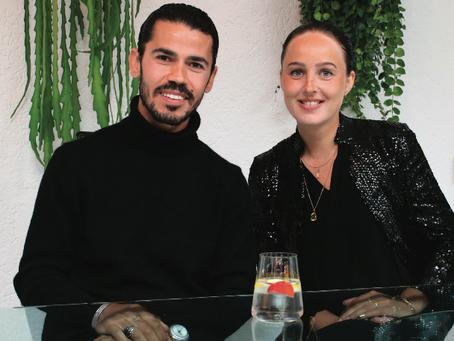 Marije & Ovan maken van hun label Amkina een lifestyle-label