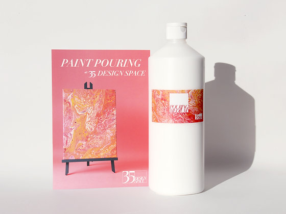 35 Paint Pouring Medium 1L