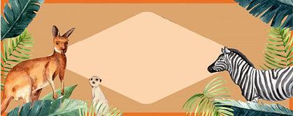 diseno-banner-zoologico-leopardo-suricat