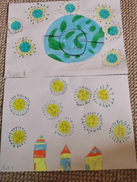 Mija Bartkeviciute, 9 metai is Navan, Co