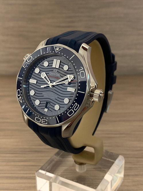 Omega Seamaster Diver 300M Omega Co‑Axial Master Chronometer 210.32.42.20.03.001