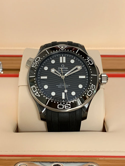 Omega Seamaster Diver 300M Omega Co‑Axial Master Chronometer 210.92.44.20.01.001