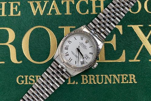 Rolex Datejust ''Buckley Dial'' Full Set 16014