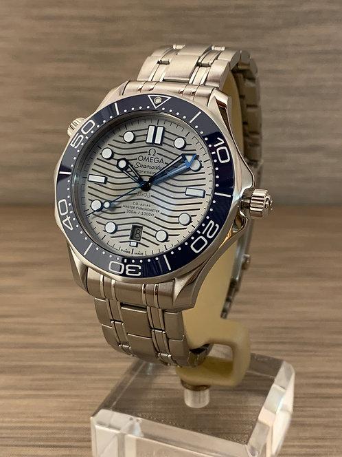 Omega Seamaster Diver 300M Omega Co‑Axial Master Chronometer 210.30.42.20.06.001