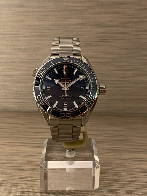 Omega Seamaster Planet Ocean Omega Co‑Axial Master Chronometer 215.30.44.21.03.001