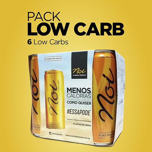 CAIXA NOI LOW CARB