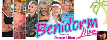 Benidorm live-The Orchard
