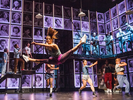 Fame the musical-New Wimbledon Theatre