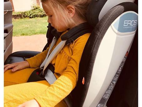Aramo Eros- Car seat