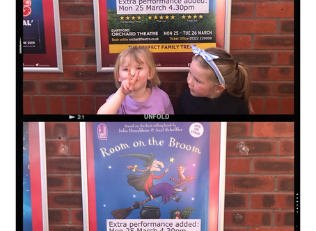 Room on the broom - The Orchard
