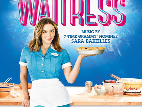 The Waitress -Adelphi Theatre