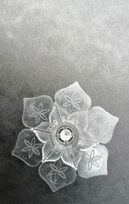 flotteur transparent