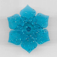 Flotteur Bleu Pailleté