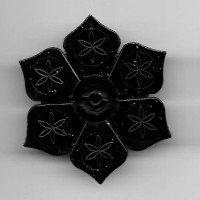 Flotteur Noir
