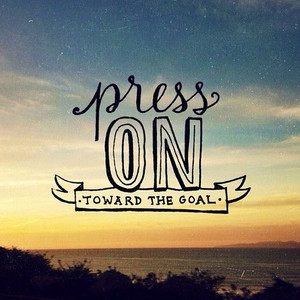 Press On...Toward JOY