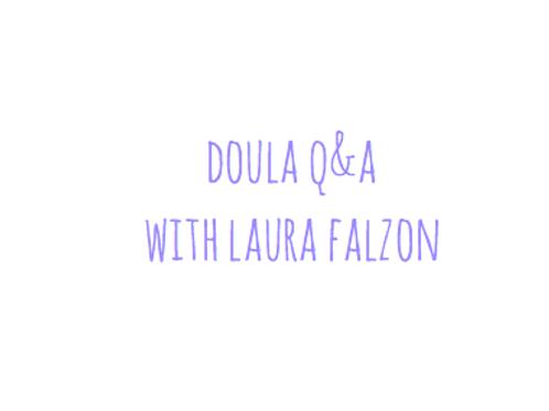 Doula Q&A Tues August 2 @ 7pm