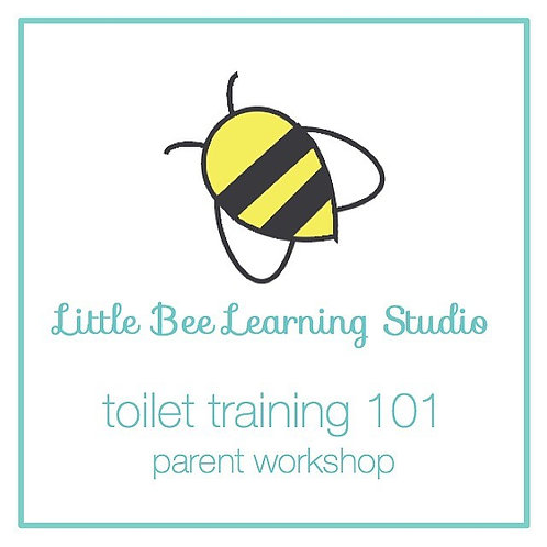 Potty Training Workshop, Tuesday August 16 @ 7pm