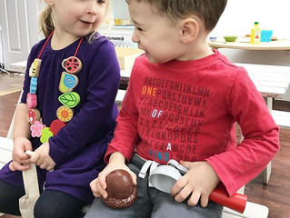 That's What Friends Are For: The Beginnings of Friendship in Early Childhood
