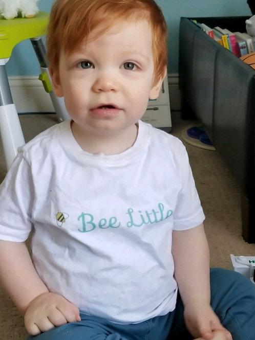 Bee Little Toddler Tee