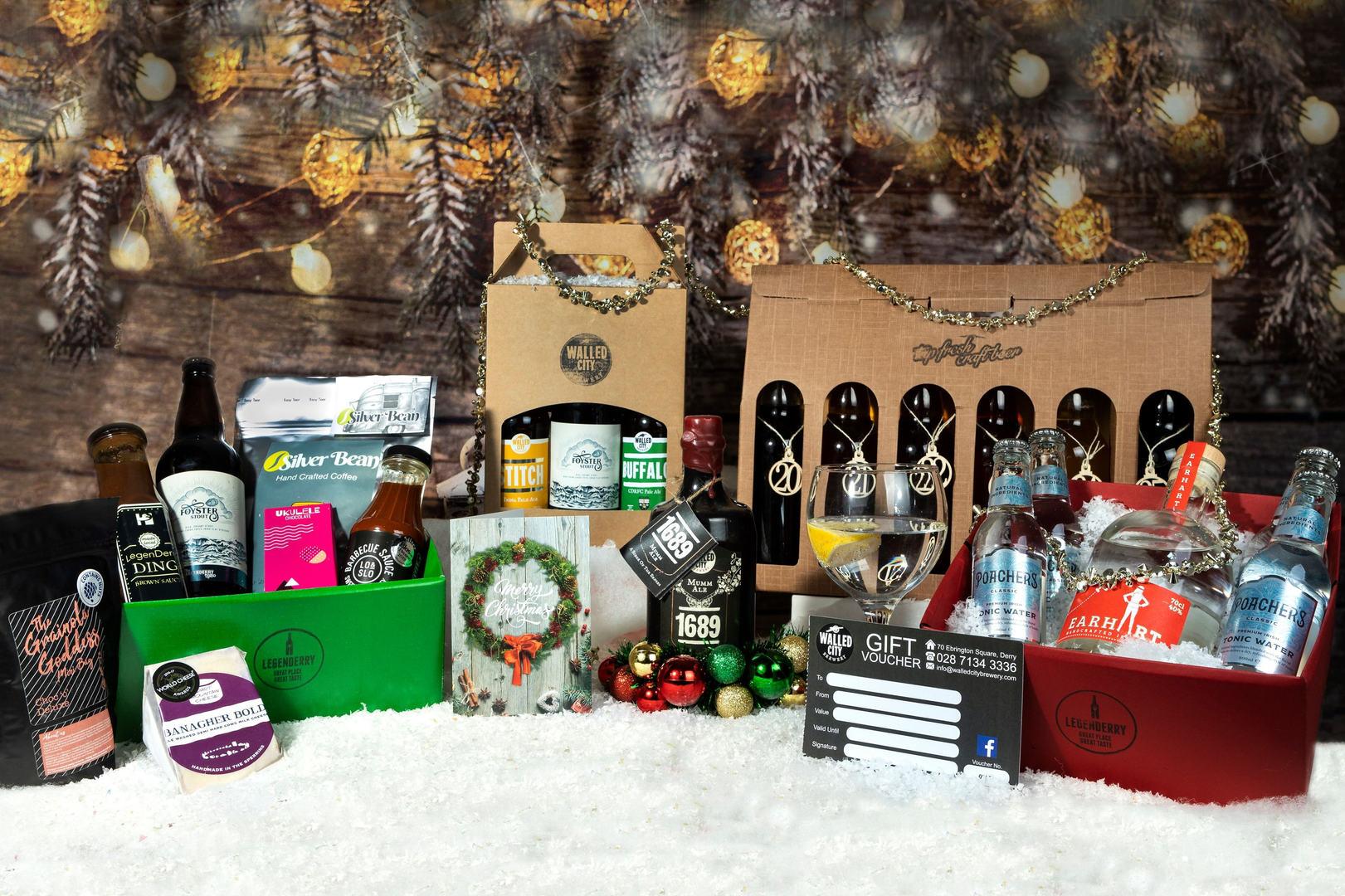 Christmas Gift Selection