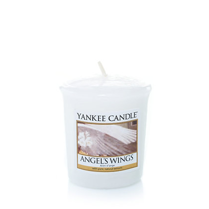"""Votive """"Ailes d'ange"""" Yankee Candle"""