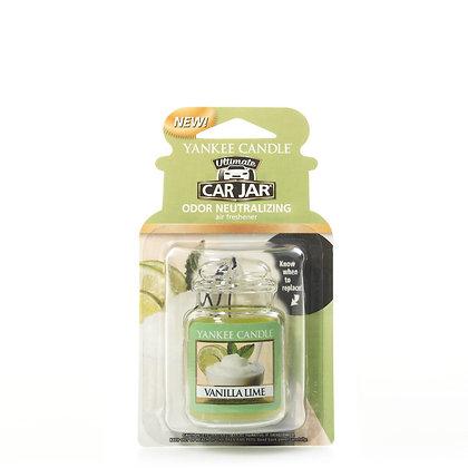 "Car jar ultimate ""Vanille et citron vert"""