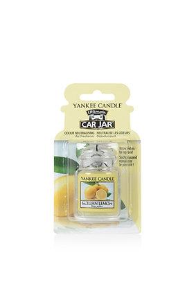 "Car jar ultimate ""Citron sicilien"""