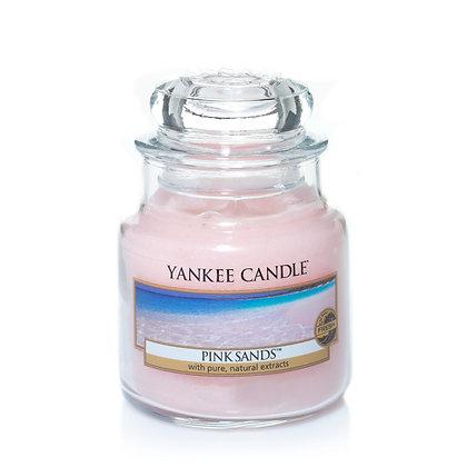 "Petite jarre ""Sables roses"" Yankee Candle"