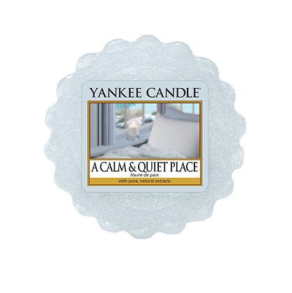 """Tartelette """"Havre de paix"""" Yankee Candle"""