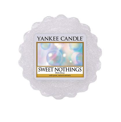 "Tartelette ""Mots doux"" Yankee Candle"