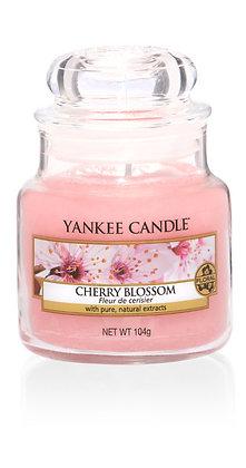 "Petite jarre ""Fleur de cerisier"" Yankee Candle"