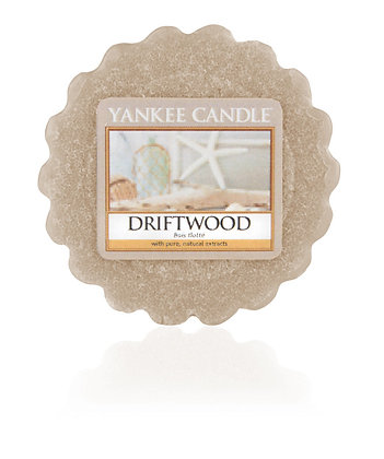 "Tartelette ""Bois flotté"" Yankee Candle"