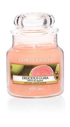 """Petite jarre """"Délice de goyave"""" Yankee Candle"""