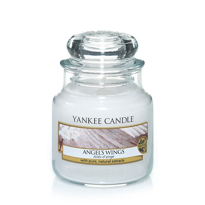 """Petite jarre """"Ailes d'ange"""" Yankee Candle"""