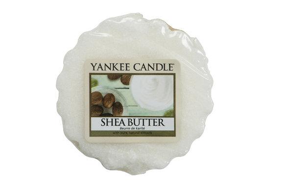 """Tartelette """"Beurre de karité"""" Yankee Candle"""