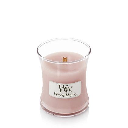 """Mini jarre """"Bois de rose"""" WoodWick"""