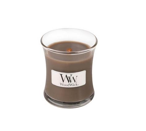 """Mini jarre """"Sable & bois flotté"""" WoodWick"""