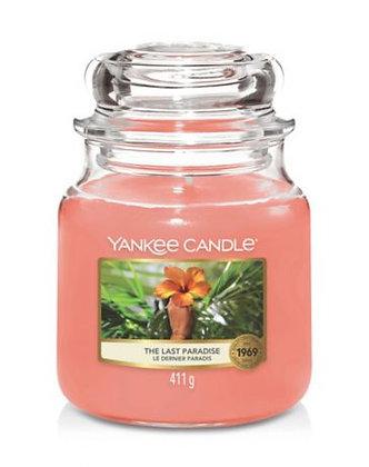 "Moyenne Jarre ""Le Dernier Paradis"" Yankee Candle"
