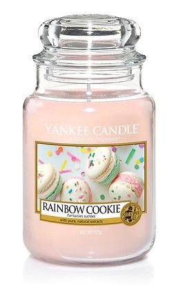 """Grande jarre """"Fantaisies sucrées"""" Yankee Candle"""