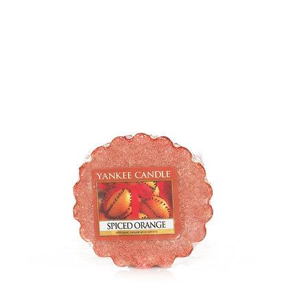 "Tartelette ""Orange épicée"" Yankee Candle"