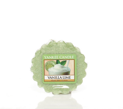 "Tartelette ""Vanille et citron vert"" Yankee Candle"