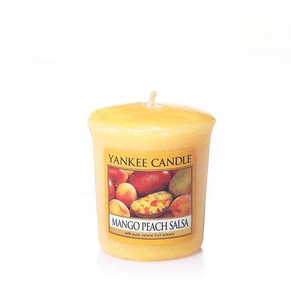 """Votive """"Mangue et pêche"""" Yankee Candle"""
