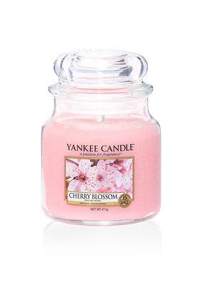 "Moyenne Jarre ""Fleur de cerisier"" Yankee Candle"