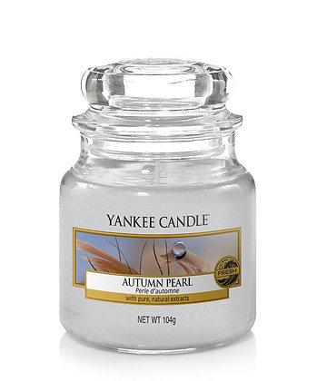"Petite jarre ""Perle d'automne"" Yankee Candle"
